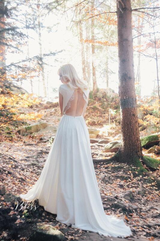 Свадебное платье напрокат Lanesta Свадебное платье Bliss - фото 4