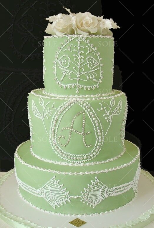 Торт Sole Праздничный торт №14 - фото 1