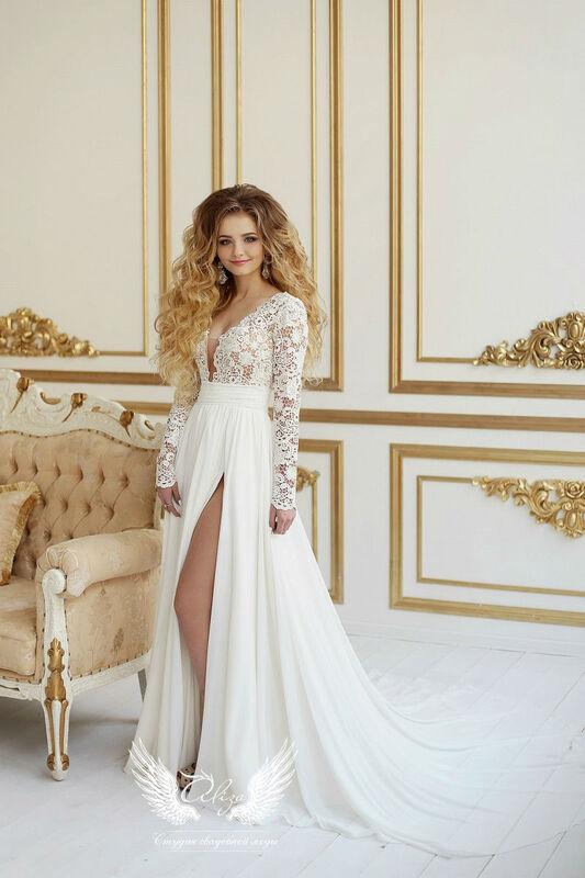 Свадебный салон ALIZA Свадебное платье «Bojena» Ameli Benya - фото 1