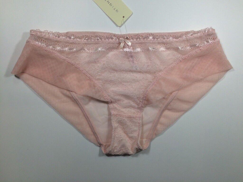 Женское нижнее белье Atlantic Трусы женские LP-2637 - фото 3