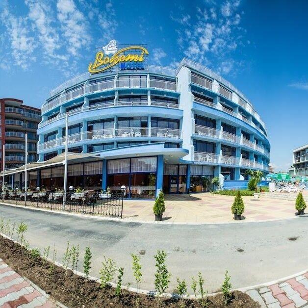 Туристическое агентство Голд Фокс Трэвел Пляжный aвиатур в Болгарию, Солнечный берег, Bohemi 3* - фото 1