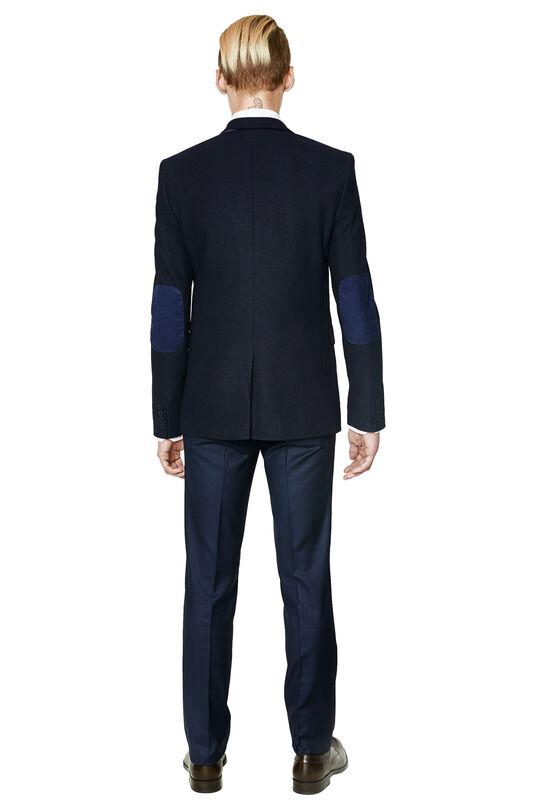 Пиджак, жакет, жилетка мужские HISTORIA Пиджак мужской темно-синий H02 - фото 2