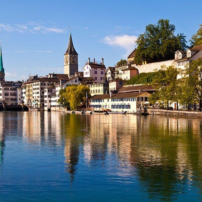 Туристическое агентство Топ-тур Автобусный экскурсионный тур «Классическая Швейцария» - фото 1
