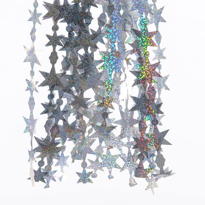 Елка и украшение mb déco Елочная мишура «Звезды» - фото 1