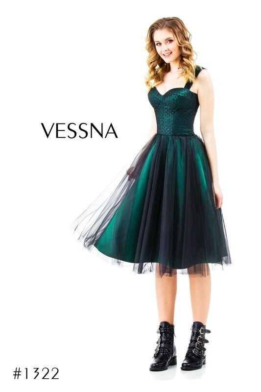 Вечернее платье Vessna Вечернее платье №1322 - фото 1
