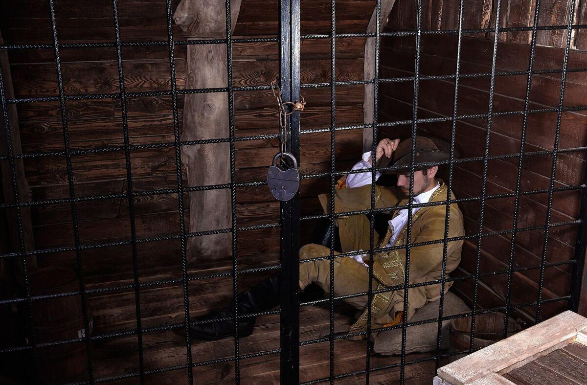 Квест Quest Zone Квест «Сокровища Пирата Генри Моргана» на 4 чел. - фото 6