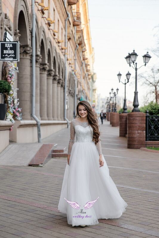 "Свадебный салон ALIZA Платье ""Sabina"" - фото 2"