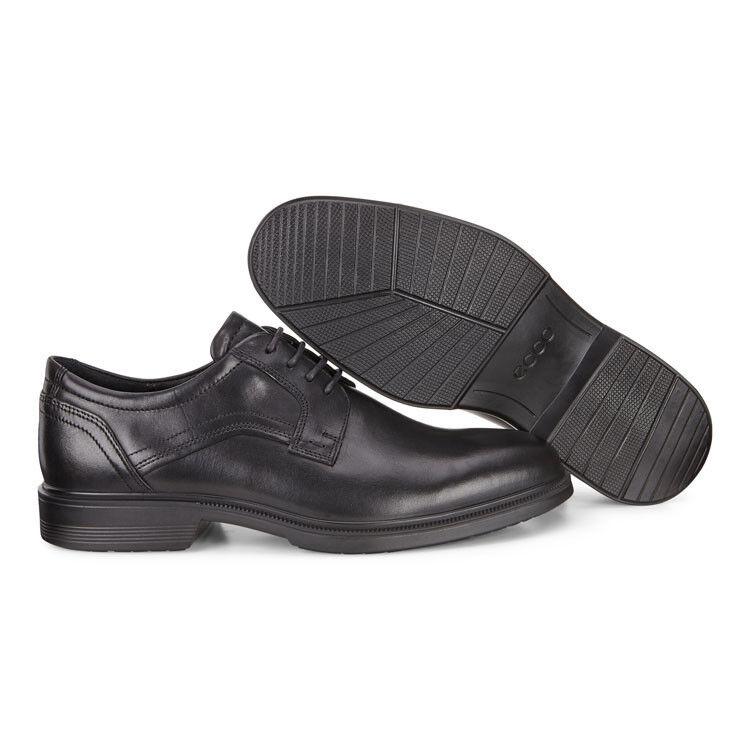 Обувь мужская ECCO Дерби LISBON 622104/01001 - фото 8
