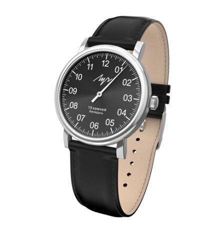 Часы Луч Наручные часы «Однострелочник» 37471763 - фото 2