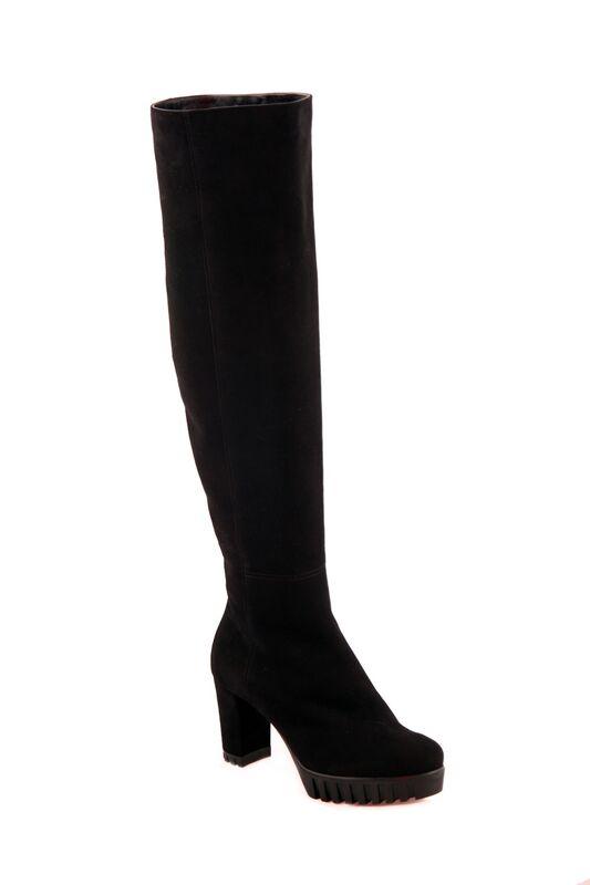 Обувь женская Loriblu Сапоги женские 71E94101, замша - фото 1