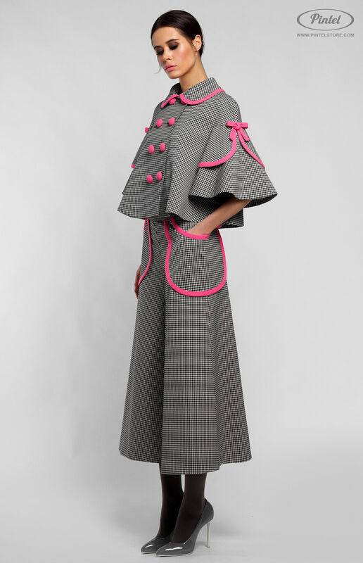 Костюм женский Pintel™ Костюм из эластичного хлопка ANEŽKA - фото 1