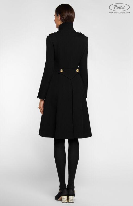 Верхняя одежда женская Pintel™ Двубортное приталенное пальто SHANICE - фото 5
