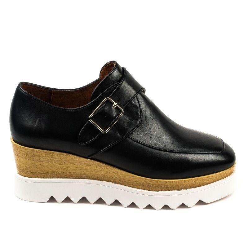 Обувь женская BASCONI Полуботинки женские P656-1-2 - фото 1