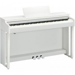 Музыкальный инструмент Yamaha Цифровое пианино Clavinova CLP-625WH - фото 8