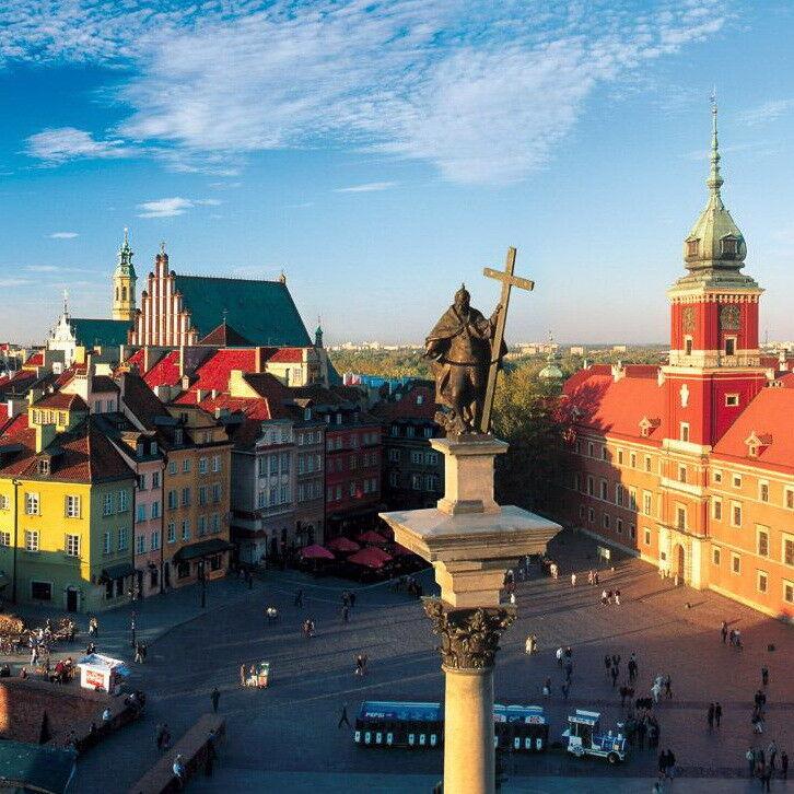 Туристическое агентство Никатур Автобусный экскурсионный тур в Варшаву - фото 1