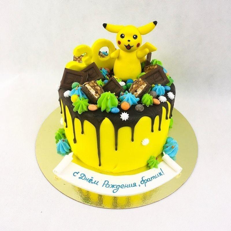 Торт Заказторта.бай Детский торт №3 - фото 1