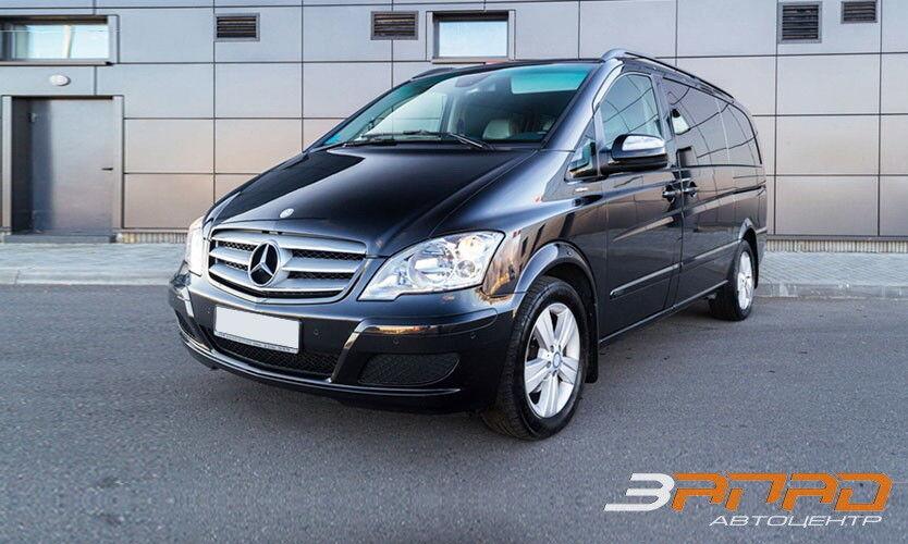 Прокат авто Mercedes-Benz Viano 2011 - фото 1
