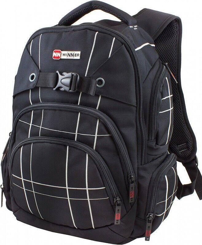 Магазин сумок Winner Рюкзак школьный 390 - фото 1