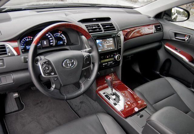 Аренда авто Toyota Camry 2014 года - фото 2