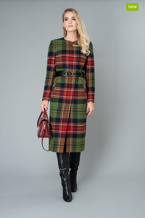 Верхняя одежда женская Elema Пальто женское демисезонное 1-9038-1 - фото 1