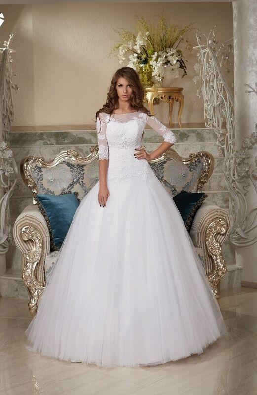 Свадебное платье напрокат Armonia Свадебное платье Viktoria - фото 1