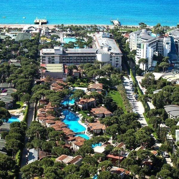 Туристическое агентство EcoTravel Пляжный авиатур в Турцию, Белек, Papillon Ayscha Hotel 5* - фото 1