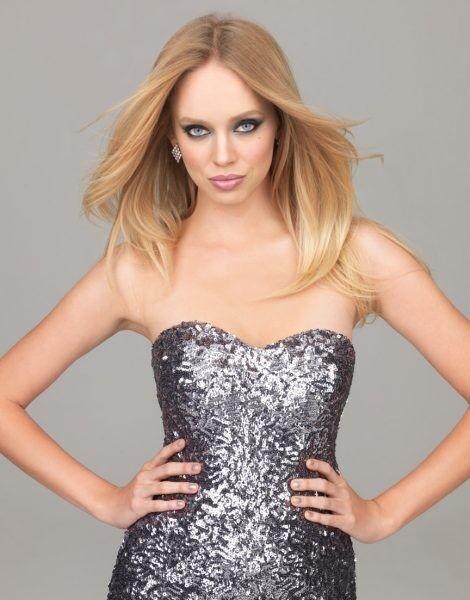 Вечернее платье Madison James Вечернее платье A543 - фото 3