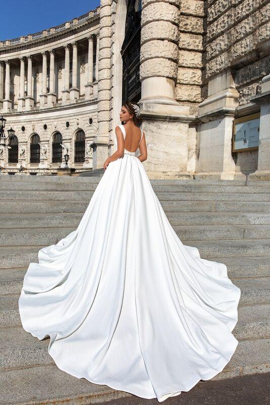 Свадебный салон Crystal Свадебное платье Ivanna - фото 2