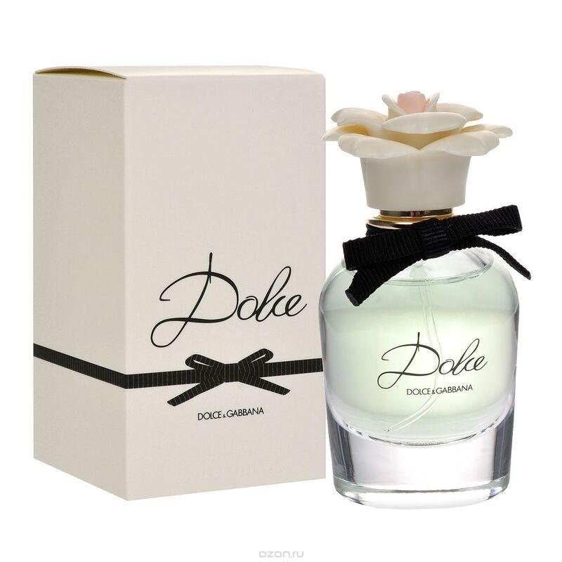 Парфюмерия Dolce&Gabbana Туалетная вода Dolce, 30 мл - фото 1