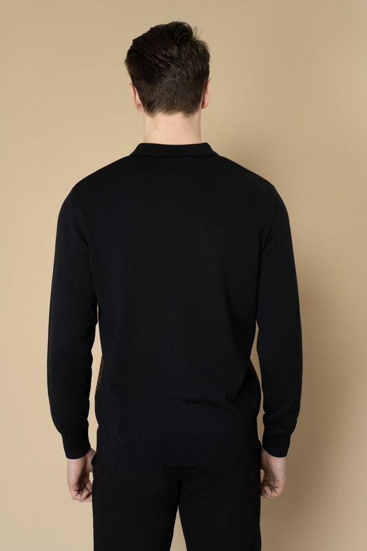 Кофта, рубашка, футболка мужская Etelier Джемпер мужской  tony montana 211395 - фото 7