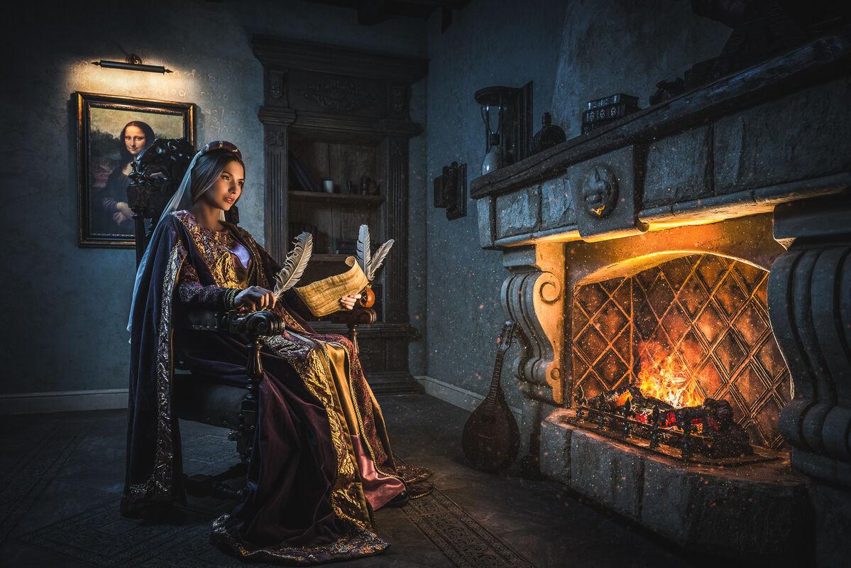 Квест Клаустрофобия Квест «Код да Винчи: В поисках Грааля» на 2 чел. - фото 1