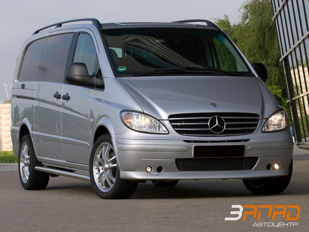 Аренда авто Mercedes-Benz Vito 2008 - фото 1