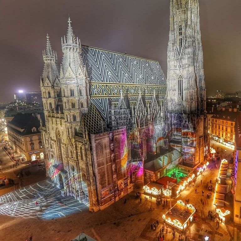 Туристическое агентство Респектор трэвел Экскурсионный автобусный тур «Новый год в Вене» - фото 1