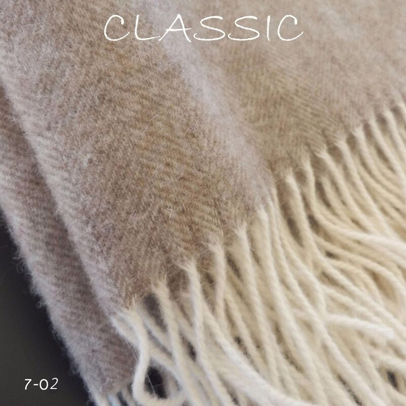 Подарок Drobe Плед «Classic», 7-02 - фото 1