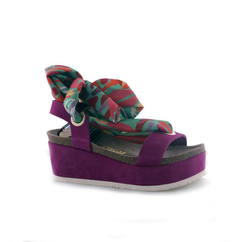 Обувь женская Genuins Босоножки женские 100202 - фото 1