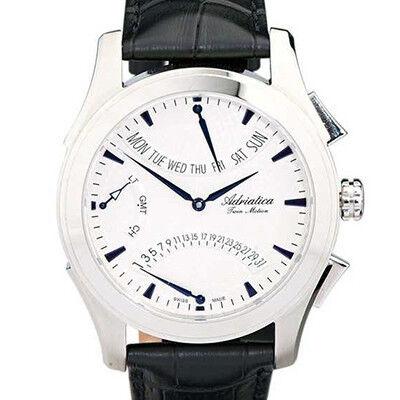 Часы Adriatica Часы мужские A1160.52B3CHL - фото 1