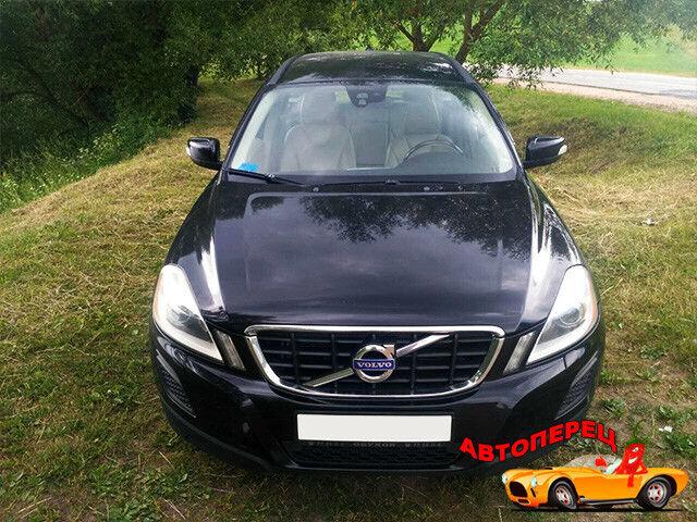 Прокат авто Volvo xc60 2012 г.в. - фото 2