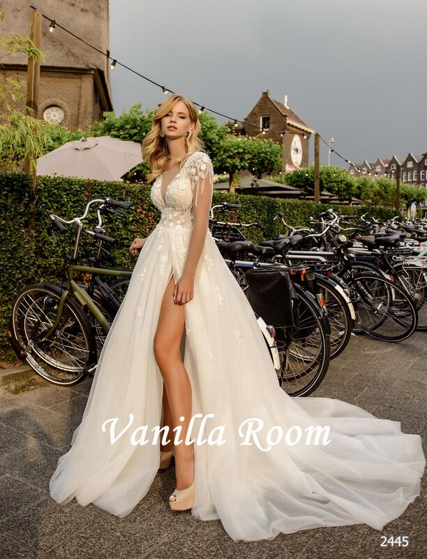 Свадебный салон Vanilla room Свадебное платье Доротея - фото 1