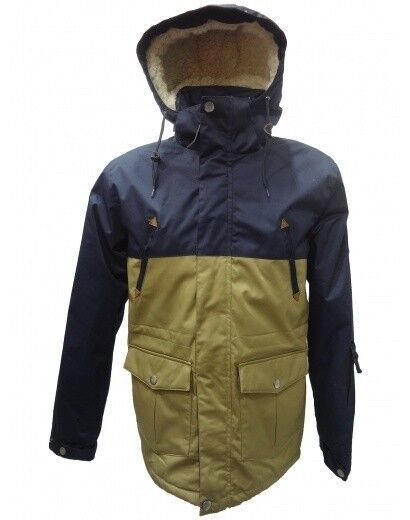 Спортивная одежда Free Flight Мембранная куртка-парка  2014-2015 - фото 1