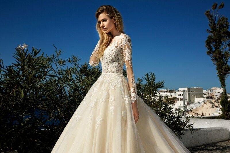 Свадебное платье напрокат Eva Lendel Платье свадебное Allen - фото 4