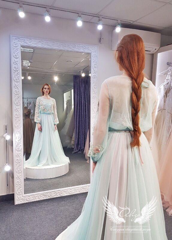Вечернее платье ALIZA вечернее платье Jaklin - фото 1