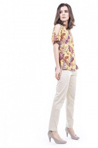 Кофта, блузка, футболка женская SAVAGE Блуза женская арт. 915318 - фото 3