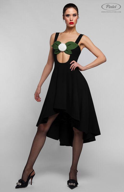 Платье женское Pintel™ Приталенное платье-сарафан без рукавов JOSEÉ - фото 1