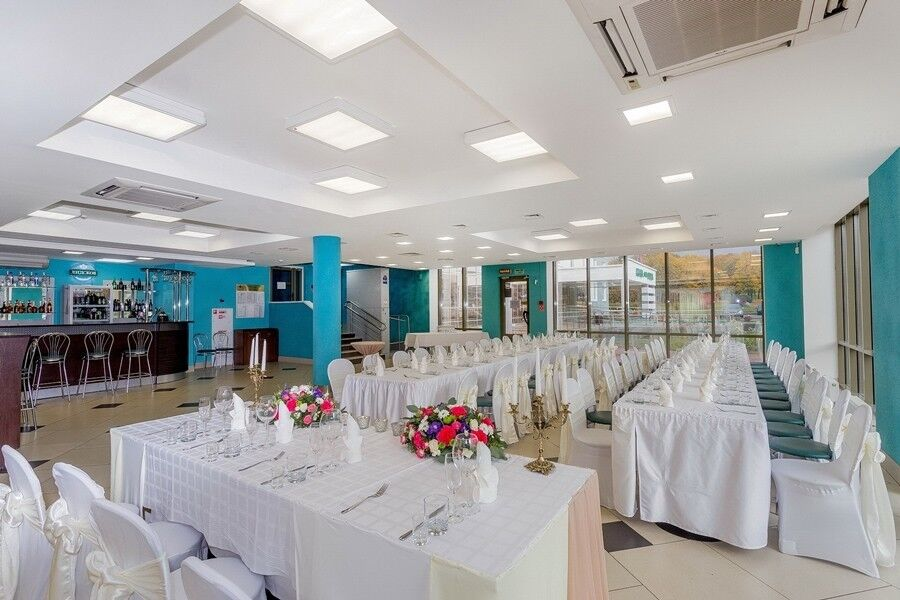 Банкетный зал Sport Time Сafe Зал «IT Time Cafe» - фото 9