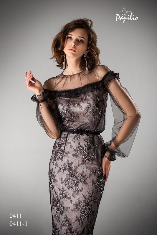 Вечернее платье Papilio Вечернее платье Felice 0411-1 (1) - фото 1