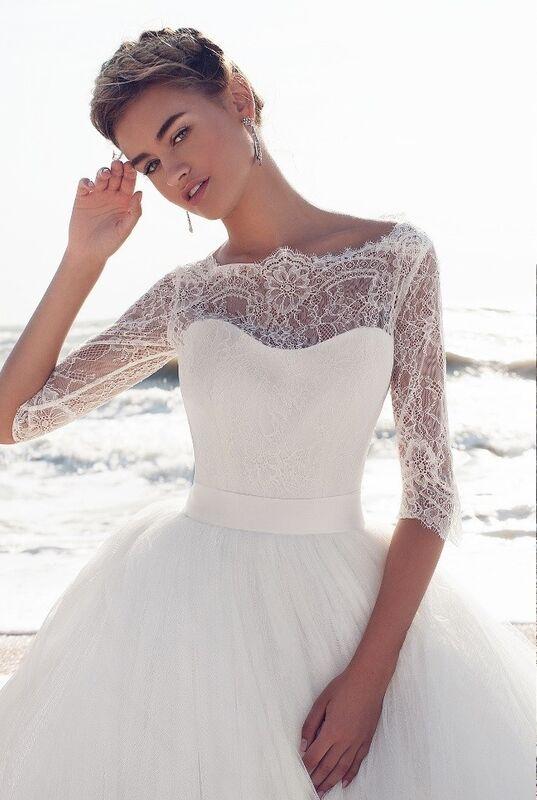 Свадебное платье напрокат Ariamo Bridal Платье свадебное Belissa - фото 1