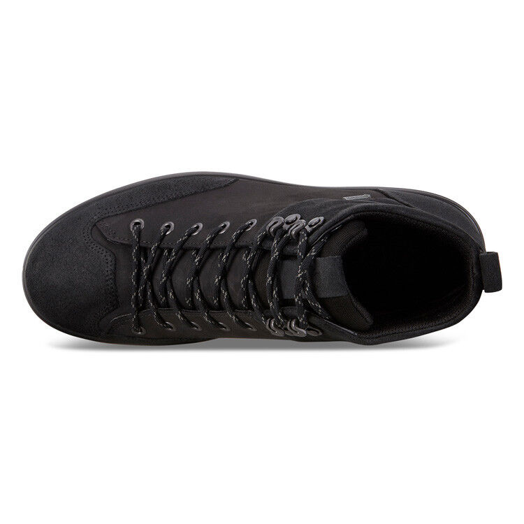 Обувь мужская ECCO Кеды высокие SOFT 7 TRED 450114/51052 - фото 6