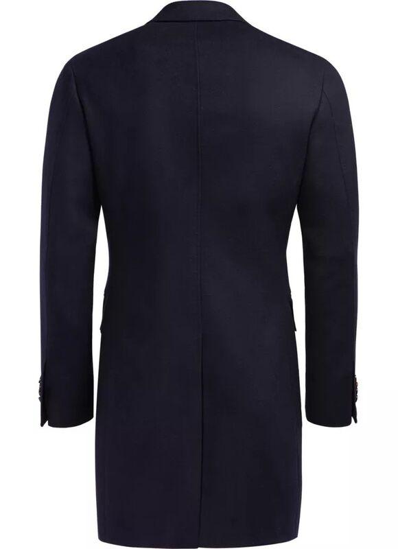 Верхняя одежда мужская SUITSUPPLY Пальто мужское Bleecker J620 - фото 3