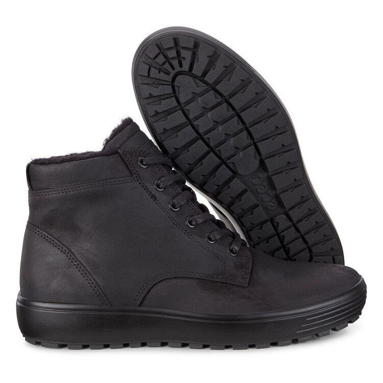 Обувь мужская ECCO Кеды высокие SOFT 7 TRED 450194/02001 - фото 8