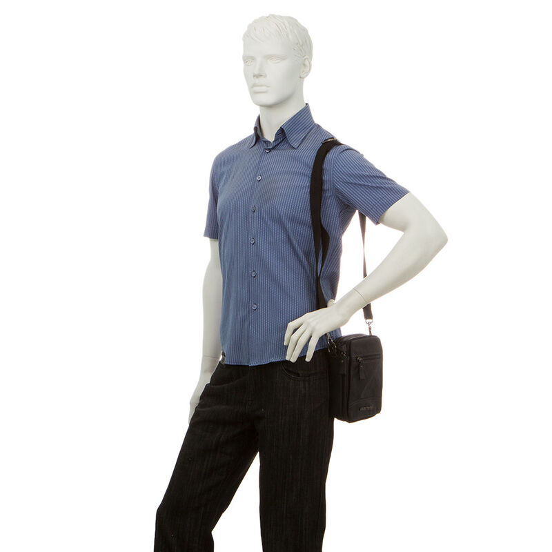 Магазин сумок Poshete Сумка мужская 196-5320-9 - фото 3